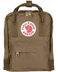 Fjallraven - 'mini Kanken' Water Resistant Backpack - Lyst