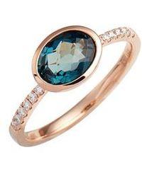 Bony Levy | Iris Semiprecious Stone & Diamond Ring (nordstrom Exclusive) | Lyst