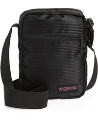 Jansport - Crossbody Fx Bag - - Lyst