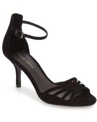 Pelle Moda - Isabel 2 D'orsay Sandals - Lyst