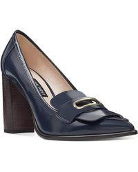 Nine West - Zoro Loafer Pump - Lyst