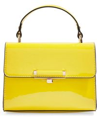 TOPSHOP - Mini Marissa Top Handle Bag - Lyst