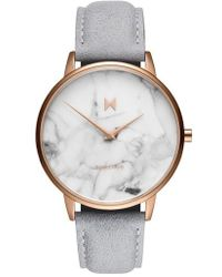 MVMT - Boulevard Leather Strap Watch - Lyst