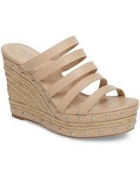 Charles David | Loyal Wedge Sandal | Lyst