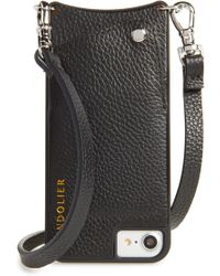 Bandolier Emma Iphone 6/7/8 & 6/7/8 Plus Crossbody Case