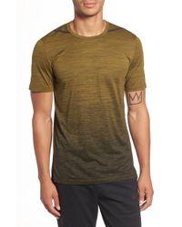 0a20ccea9dc5 Lyst - Nike Air Max Chevron T-shirt Junior in Green for Men