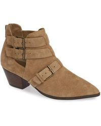 Treasure & Bond - Walk Buckle Strap Bootie - Lyst