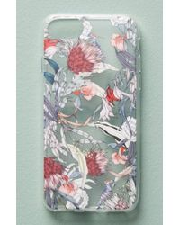 Anthropologie - Sketched Songbird Iphone 6/6s/7/8 Case - Lyst