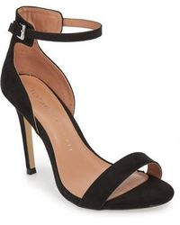 TOPSHOP - Marcelle Ankle Strap Sandal - Lyst