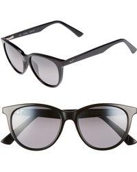 Maui Jim - Cathedrals 52mm Polarizedplus2 Cat Eye Sunglasses - Lyst