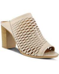 Spring Step - Marinda Block Heel Sandal - Lyst