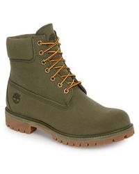 Timberland - Six Inch Premium Canvas Boot - Lyst