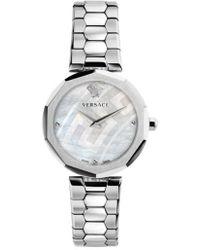 Versace - Idyia Bracelet Watch - Lyst