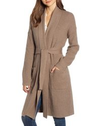Chelsea28 - Belted Cardigan - Lyst