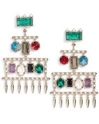 Kendra Scott | Emmylou Chandelier Earrings | Lyst