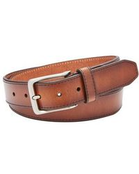 Fossil | Griffin Leather Belt | Lyst