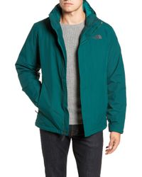 The North Face - 'inlux' Hooded Jacket - Lyst
