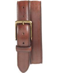 Bosca - The Jefferson Leather Belt - Lyst