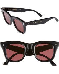Céline - 46mm Square Sunglasses - Lyst