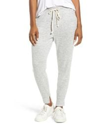 Lucky Brand - Brushed Slim Jogger Pants - Lyst