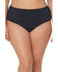 Bleu Rod Beattie - High Waist Bikini Bottoms - Lyst