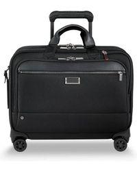 Briggs & Riley - @work Large Wheeled Briefcase - - Lyst