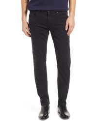 HUGO - Boss 708 Slim Fit Jersey Jeans - Lyst