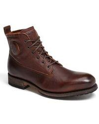 Blackstone - 'gm 09' Plain Toe Boot - Lyst