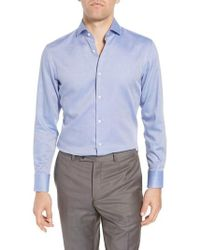 BOSS - Sharp Fit Dress Shirt - Lyst