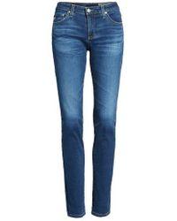 AG Jeans - The Stilt Cigarette Skinny Jeans - Lyst