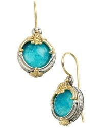 Konstantino - 'iliada' Doublet Drop Earrings - Lyst