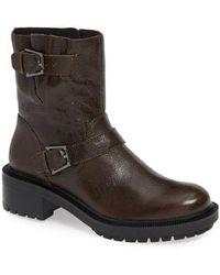 Botkier - Women's Marlow Leather Moto Boots - Lyst