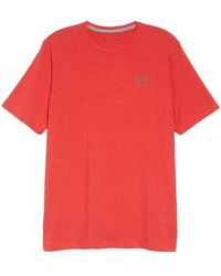 Under Armour - 'sportstyle' Charged Cotton Loose Fit Logo T-shirt - Lyst