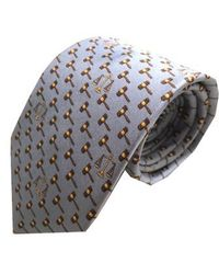Lazyjack Press - Lawyer Silk Tie - Lyst