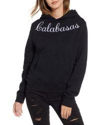 Kendall + Kylie - Calabasas Hoodie - Lyst