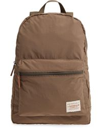 c10ffdb2d842 Lyst - Rvca Densen Packable Backpack for Men