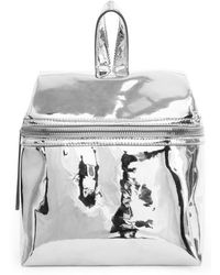 Kara - Small Backpack - Metallic - Lyst