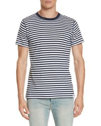 Norse Projects - Norse Project Niels Classic Stripe T-shirt - Lyst