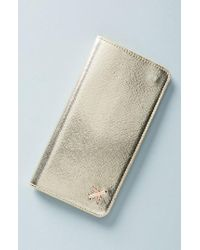 Anthropologie - Celeste Travel Wallet - Metallic - Lyst