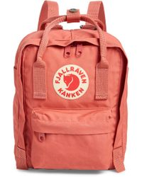Fjallraven - Fjällräven 'mini Kånken' Water Resistant Backpack - Lyst
