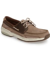 Dunham - 'captain' Boat Shoe - Lyst