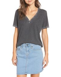 Project Social T - Priestly Thermal Tee - Lyst