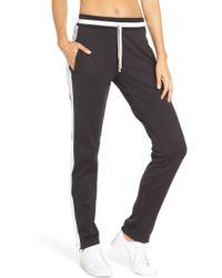 Zella - Match Up Track Pants - Lyst
