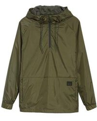 Imperial Motion - Nct Bezel Packable Anorak, Green - Lyst