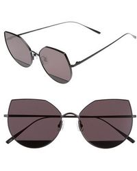 2f3f6e94a1d7 Gentle Monster - Song Of Style 57mm Butterfly Sunglasses - Lyst