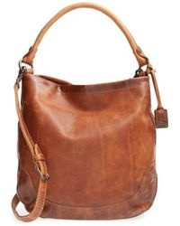 Frye | Melissa Leather Hobo | Lyst