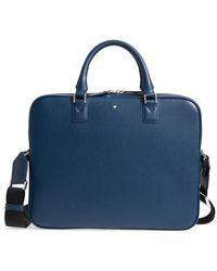 Montblanc - Sartorial Collection Leather Briefcase - Lyst