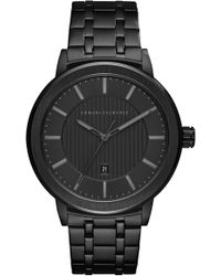 Armani Exchange - Bracelet Strap Watch - Lyst