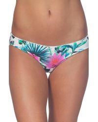 Rip Curl - Palms Away Hipster Bikini Bottoms - Lyst