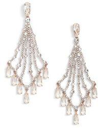 Kate Spade | Cascade Drop Earrings | Lyst